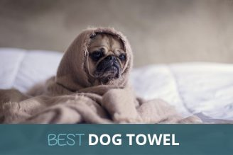 Buy Best Dog Towel Bathrobe on Amazon UK